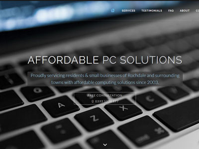 Affordable PC Solutions
