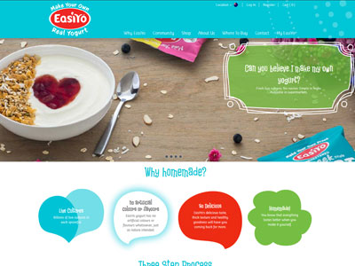 EasiYo Yogurt Ltd