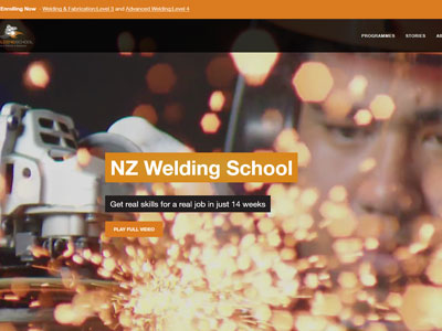 NZ Welding School